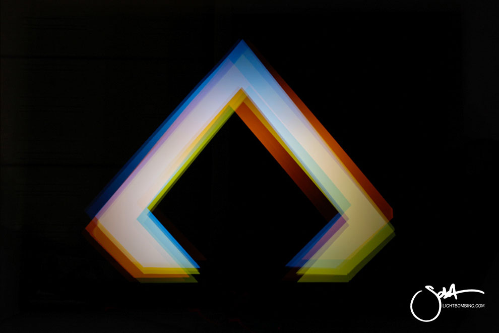 Abstract Light artist Rayogram Light Art Spectrum of light Sola Light Painting Atomic Visions 5
