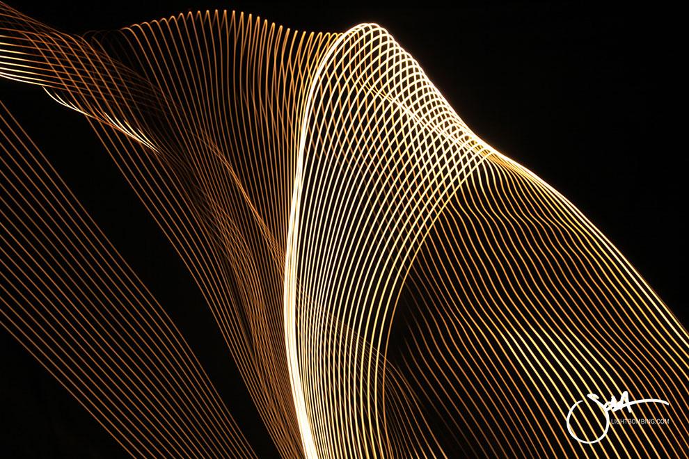 Light Art Sola Contemporary art golden threads of light Abstract Light Art Rayogram Fine Art interiors 3
