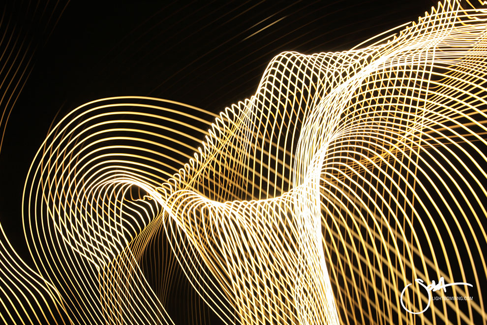 Light Art Sola Contemporary art golden threads of light Abstract Light Art Rayogram Fine Art interiors 3