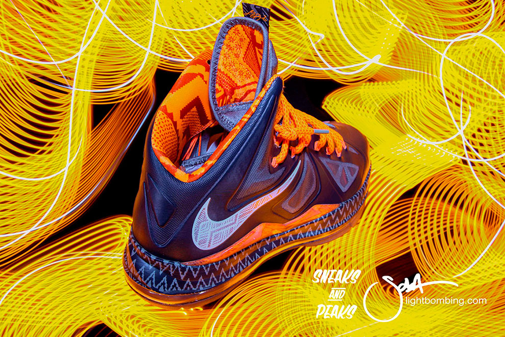 Nike Dunk Sola Light Graffiti Ltd Edition Nike Lightbombing