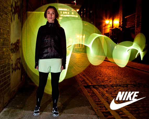 Nike Running Reflections